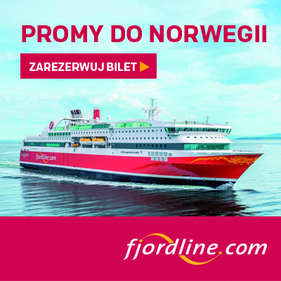 Fjord Line 400x400 (DIY)